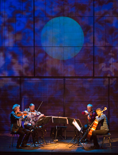 Kronos Quartet at Carnegie Hall